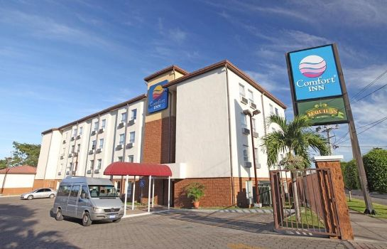 Info COMFORT INN REAL SAN MIGUEL