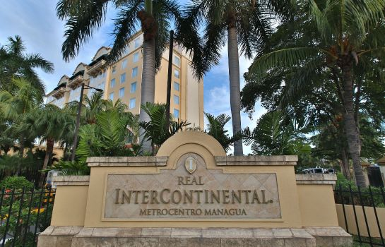 Exterior view InterContinental Hotels MANAGUA AT METROCENTRO MALL