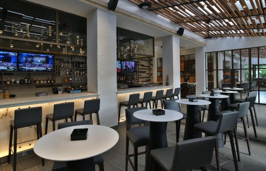 Hotel bar InterContinental Hotels MANAGUA AT METROCENTRO MALL