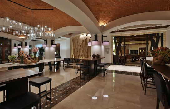 Lobby InterContinental Hotels MANAGUA AT METROCENTRO MALL