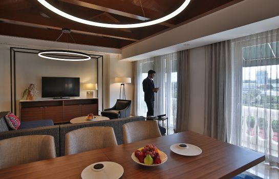 Suite InterContinental Hotels MANAGUA AT METROCENTRO MALL