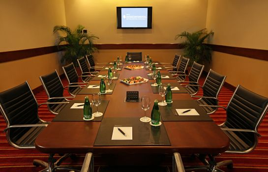 Conference room InterContinental Hotels MANAGUA AT METROCENTRO MALL