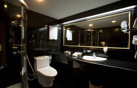 Bathroom Hotel Sarina Dhaka Five Star Business Boutique Hotel