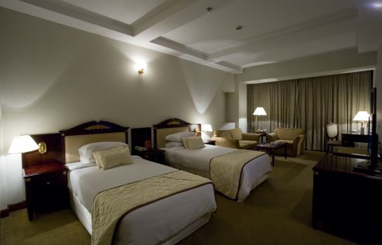Double room (standard) Hotel Sarina Dhaka Five Star Business Boutique Hotel