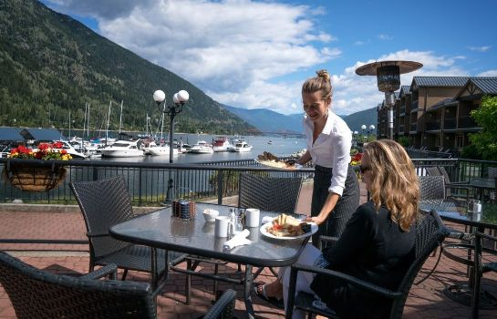 Restaurant Prestige Lakeside Resort Nelson