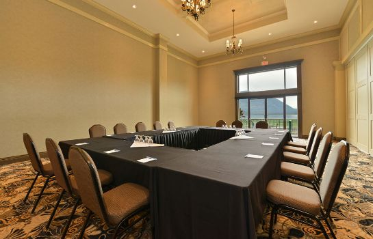 Sala de reuniones Prestige Harbourfront Resort Salmon Arm
