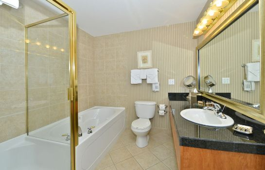 Bagno in camera Prestige Harbourfront Resort BW Premier Collection
