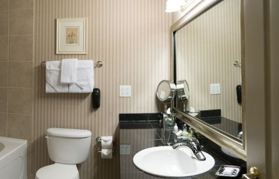 Cuarto de baño Prestige Harbourfront Resort Salmon Arm