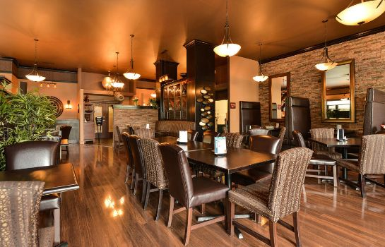 Ristorante Prestige Harbourfront Resort Salmon Arm