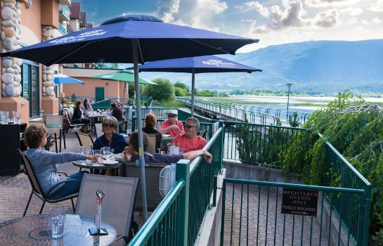 Restaurante Prestige Harbourfront Resort Salmon Arm