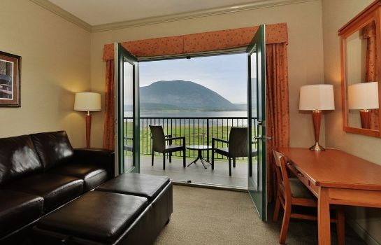 Info Prestige Harbourfront Resort Salmon Arm