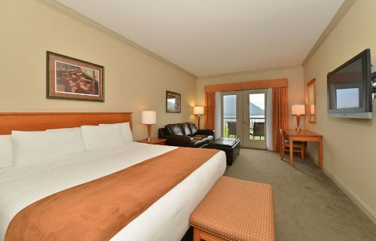 Camera standard Prestige Harbourfront Resort Salmon Arm