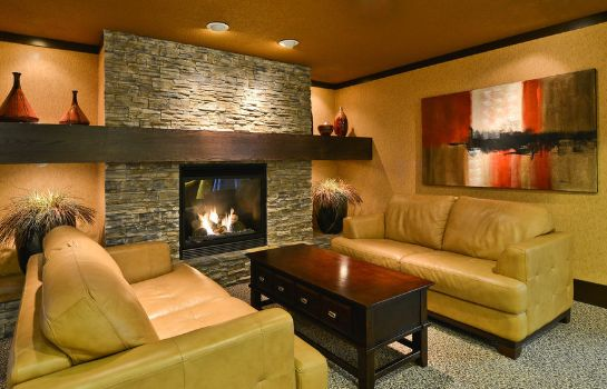 Hol hotelowy Prestige Mountain Resort Rossland