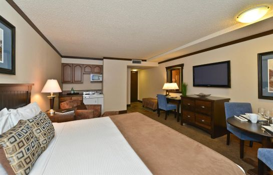Suite Prestige Mountain Resort Rossland