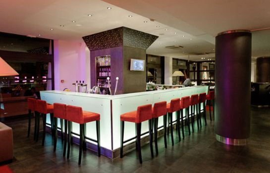 Hotelbar New Hotel of Marseille