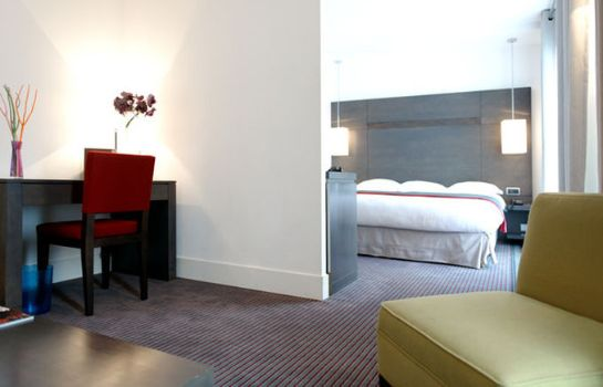 Suite New Hotel of Marseille