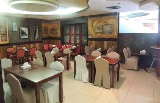 Restaurant Oriental Palace Hotel Apartments