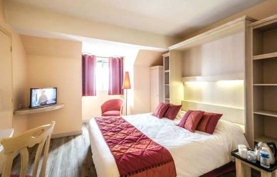 Chambre double (confort) INTER-HOTEL Bourges Le Berry