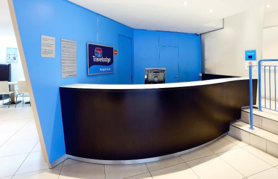 Hotelhalle TRAVELODGE LONDON CENTRAL ALDGATE EAST