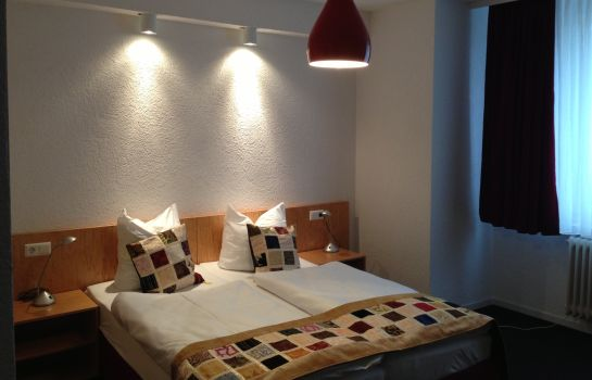 Chambre double (standard) Trust Hotel & Appartments
