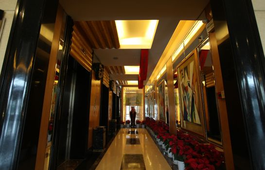 Lobby Premier Wuhan Mayflowers