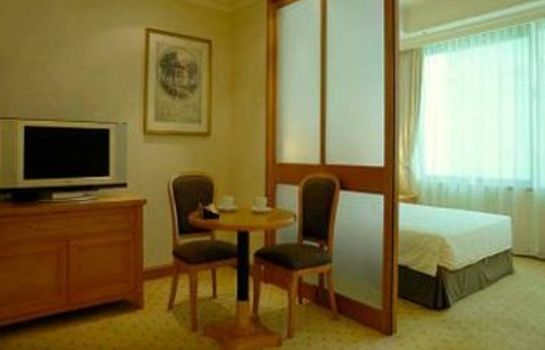 Zimmer Best Western Plus Hotel Hong Kong (Formerly known as Ramada Hong Kong)