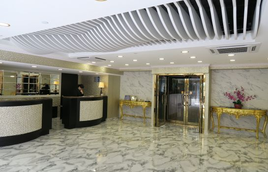 Empfang Best Western Plus Hotel Kowloon