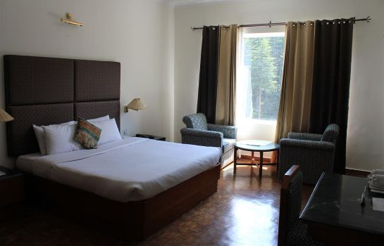 Junior Suite GOLDEN TULIP MANALI