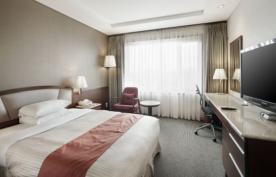 Single room (standard) Best Western Premier GangNam