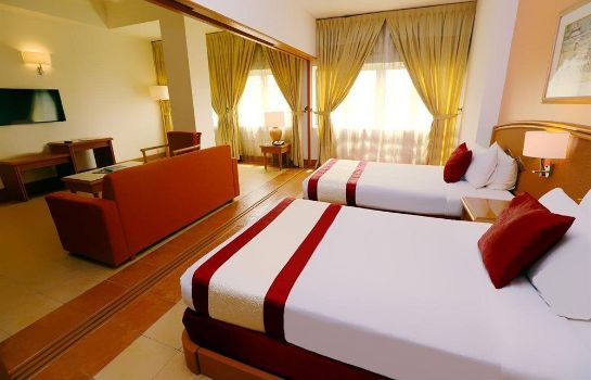Single room (standard) M Suites Hotel