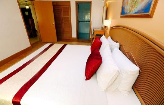 Chambre individuelle (standard) M Suites Hotel