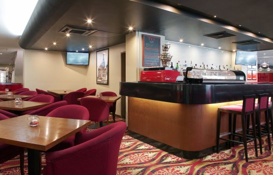 Bar hotelowy Holiday Inn MOSCOW - LESNAYA