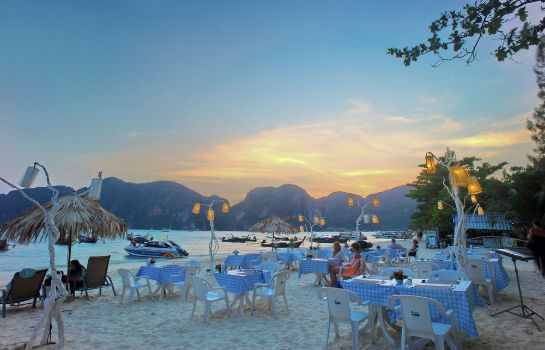 Restaurant Bay View Resort - Phi Phi Island