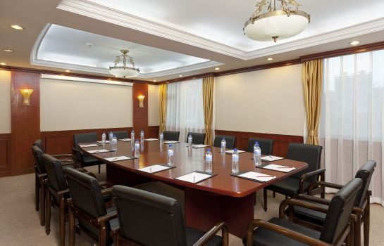 Conference room Holiday Inn Express ZHENGZHOU ZHONGZHOU