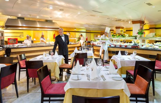 Restaurant MUR Hotel Neptuno Adults Only Hotel