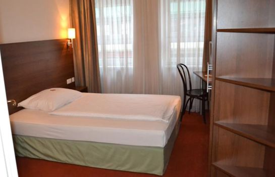 Single room (standard) Plaza Inn Salzburg City