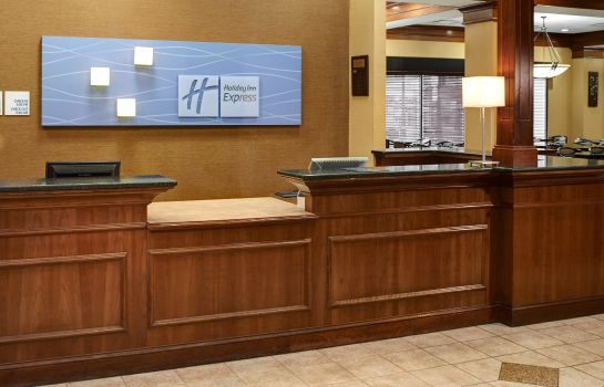 Hotelhalle Holiday Inn Express & Suites DETROIT DOWNTOWN
