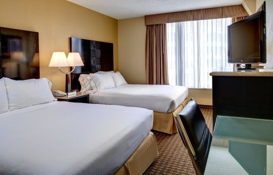 Zimmer Holiday Inn Express & Suites DETROIT DOWNTOWN