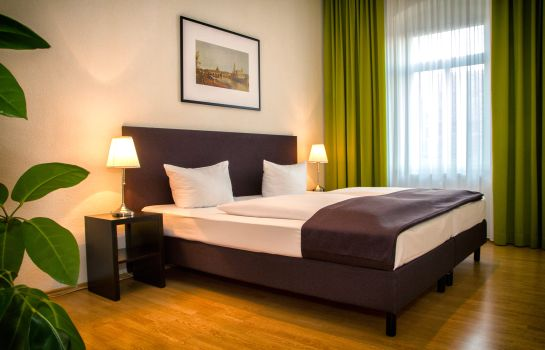 Chambre double (standard) Aparthotel am Zwinger