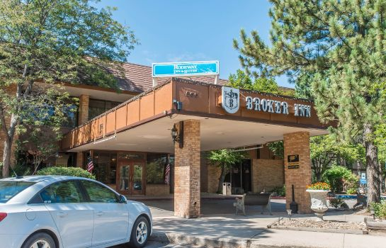 Außenansicht RODEWAY INN AND SUITES BOULDER BROKER