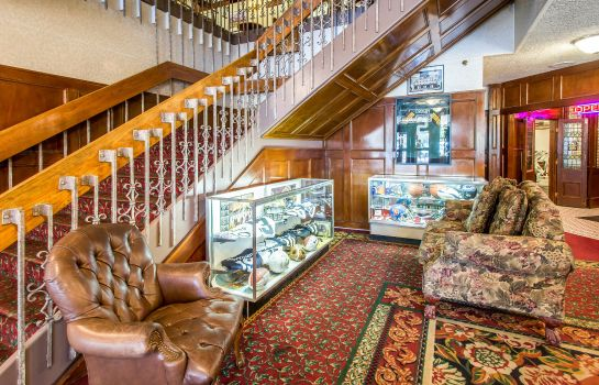 Hall de l'hôtel RODEWAY INN AND SUITES BOULDER BROKER