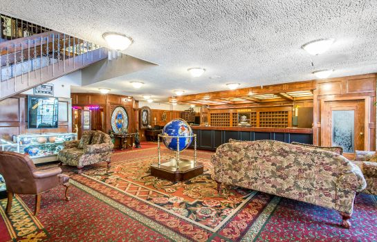 Hotelhalle RODEWAY INN AND SUITES BOULDER BROKER