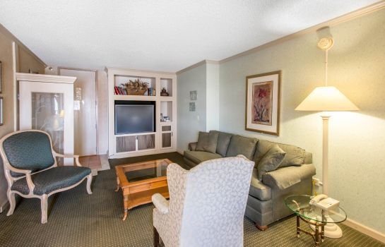 Zimmer RODEWAY INN AND SUITES BOULDER BROKER