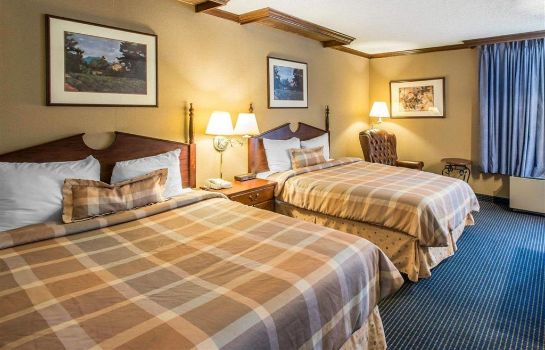 Chambre RODEWAY INN AND SUITES BOULDER BROKER