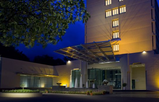 Exterior view Vivanta Blue Diamond Pune