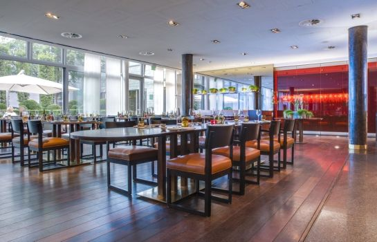 Restaurant RADISSON BLU MEDIA HARBOUR DUS