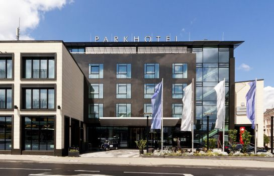 Exterior view Welcome Parkhotel Euskirchen