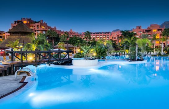 Omgeving Tenerife  Costa Adeje Sheraton La Caleta Resort & Spa