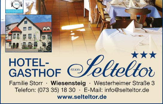 Restaurant Am Selteltor