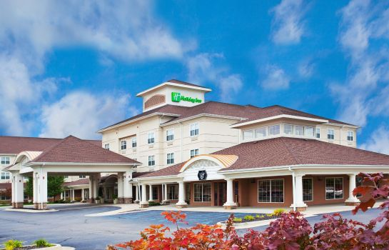 Außenansicht Holiday Inn GRAND RAPIDS - AIRPORT